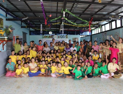 HAPPY BIRTHDAY to our Daycare Centres – we are 2 years old!