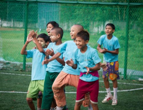 Sports Project – Sports as a way to help improve individualism of street children has concluded its homerun.